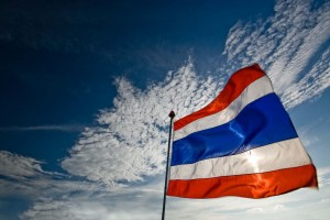 thai flag phuket language learning